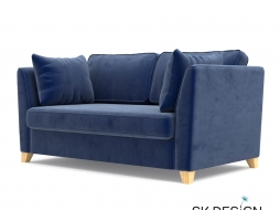 Wolsly two seat sofa