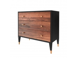 Chest of drawers 3 drawers Patrik