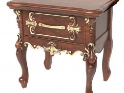 "bedside table ""Lucia"""